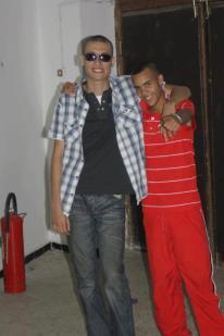 Chakir et Bilal Montana