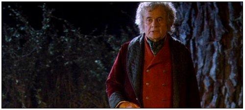 La communauté de l'anneauDiscours de Bilbo