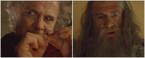 La communauté de l'anneauDépart de Bilbo