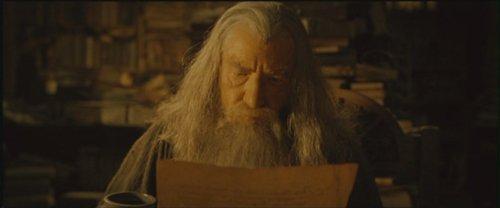 La communauté de l'anneauGandalf, Minas Tirith