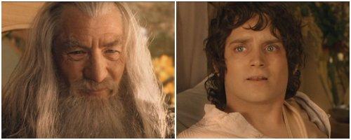 La communauté de l'anneauLa demeure d'Elrond