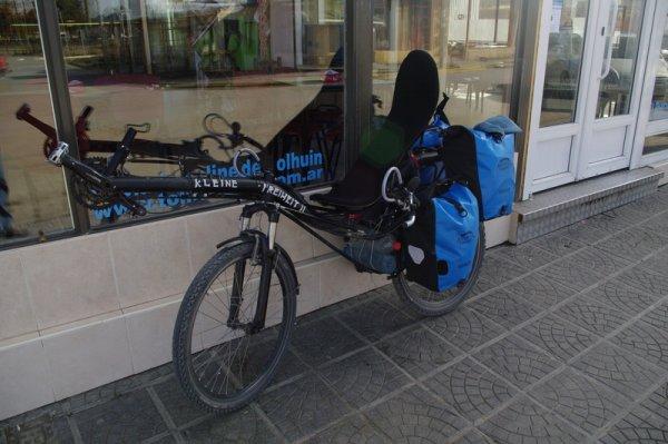 On peu aller à Ushuaia autrement qu'avec un moteur