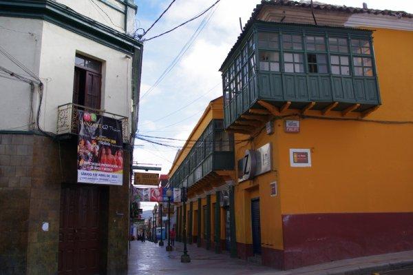 La ville de Potosi
