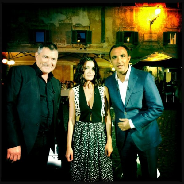 Jen, Bigard et Nikos