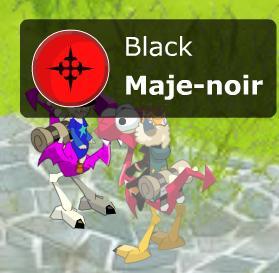 Maje-noir