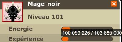 100M d'xp