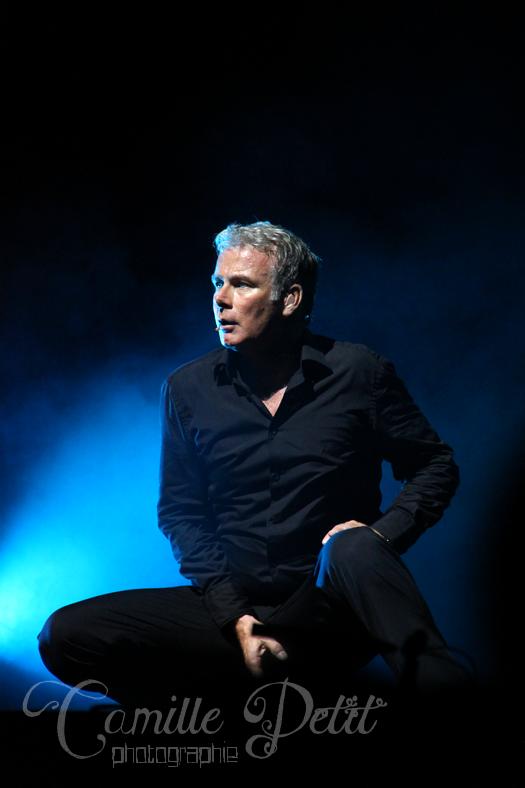 01/10/2010 - Franck Dubosc à l'Olympia