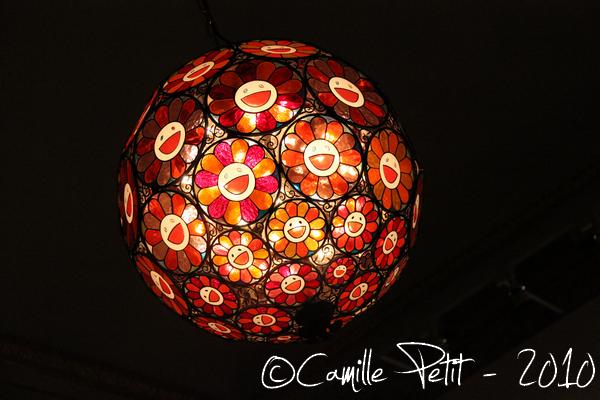 02/11/2010 - Château de Versailles / Exposition Murakami