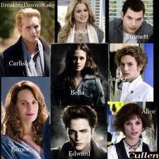 Les Cullens