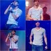 . Mercredi 16 Fevrier : Enrique en concert au au Colisée a Windsor dans le cadre de sa tournée Européenne. .