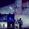 . Samedi 11 Juin : Enrique performe a Glasgow en écosse dans le cadre de sa tournée mondiale. .