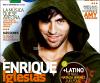 . ▬_ Enrique fait la couverture du magazine espagnol : « La revista 40 principales ! », du mois de septembre 2011. tu aime ?  .