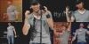 . Jeudi 22 Septembre - Enrique performant a Boston aux Etats Unis dans le cadre de sa tournée mondiale. .