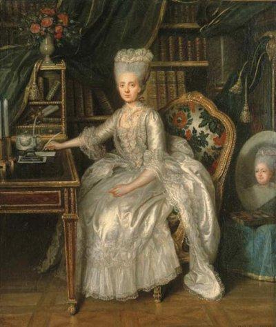 Madame Adélaïde - Femmes de Cour à Versailles