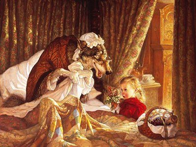Le Petit Chaperon Rouge, 1697
