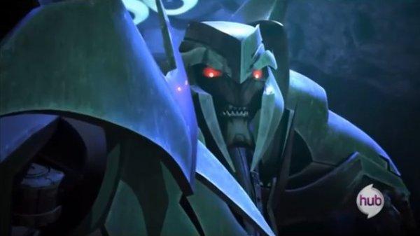 Transformers Prime - Mégatron