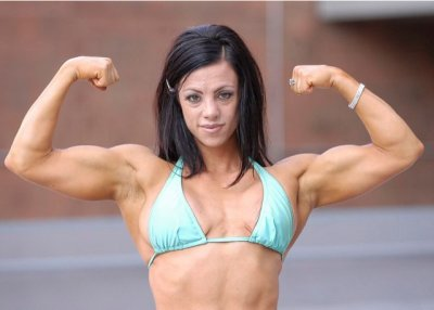 fille muscle