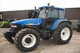 Les Tm de New Holland