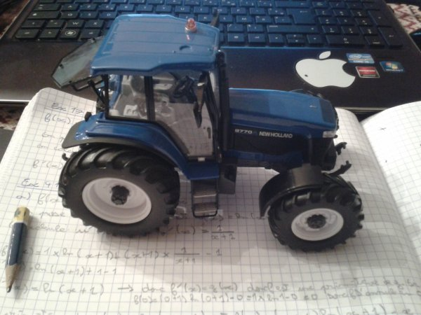 New Holland 8770 A