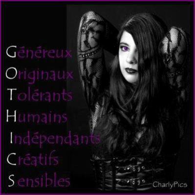 Poème goth 1