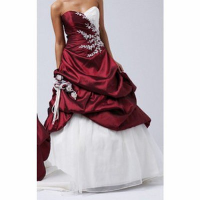 Robe de mariée...