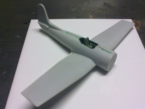 CURTISS SC1 SEAHAWK TERRESTRE 1/72 001
