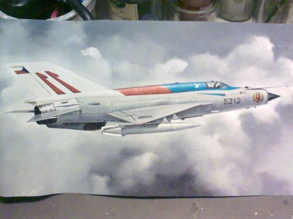 MiG21bis SAU BULGARE 1/48 001