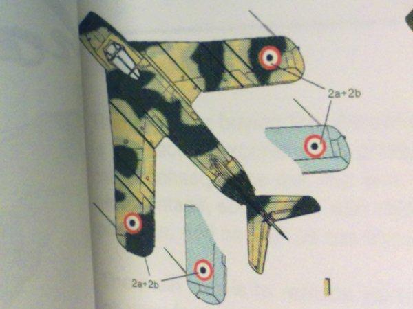 MiG17F EGYPTIEN 1/48 001