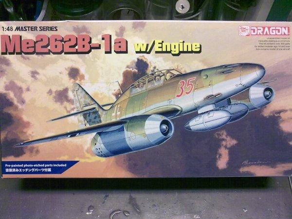 Me262B ANGLAIS 1/48 001