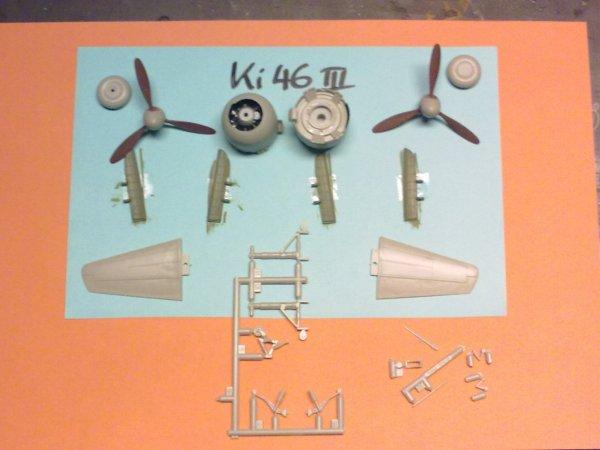 Ki46III ANGLAIS 1/48 002