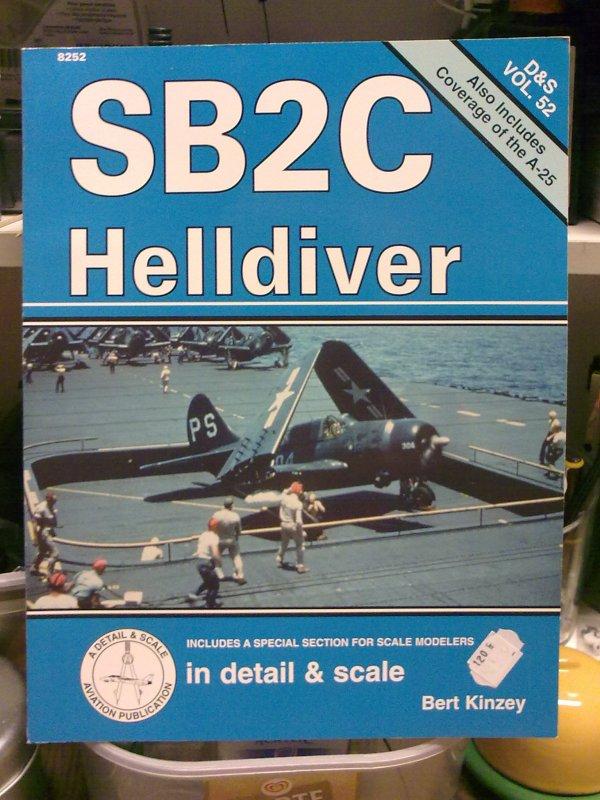 HELLDIVER US NAVY 1/48 001