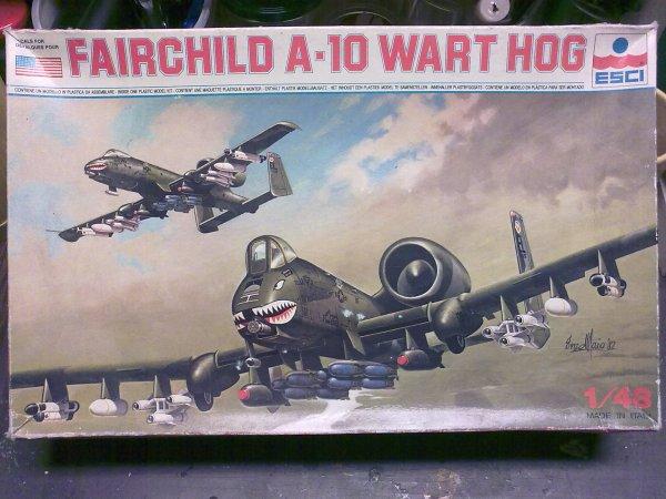 A10 THUNDERBOLT II USAF 1/48 001