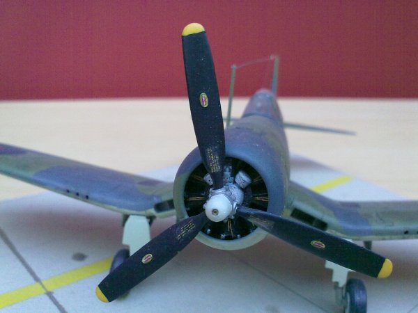 CORSAIR FAA 1/72 001