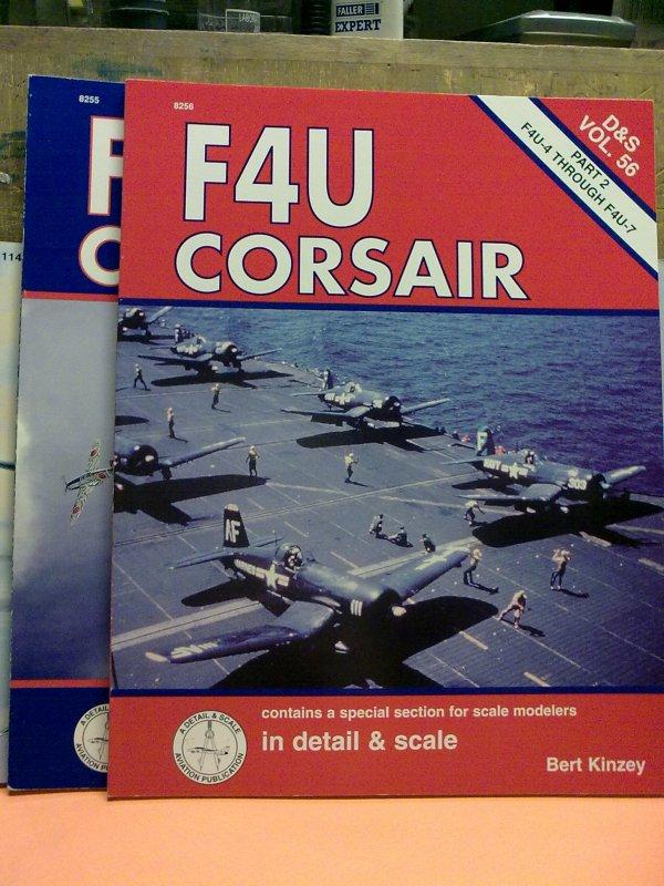 CORSAIR F4U4 MARINES 1/48 002