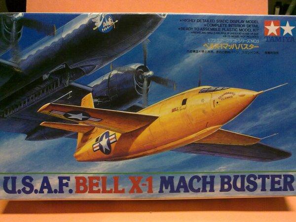 BELL X1 1/72 001
