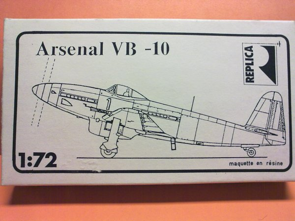 ARSENAL VB10 1/72 001
