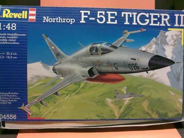 F5E TIGER II TOP GUN 1/48 001