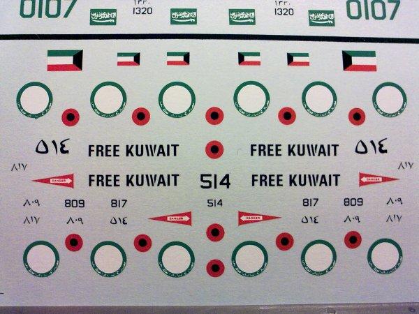 A4K SKYHAWK FREE KUWEIT 1/72 001
