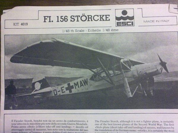 FI156 STORCH ANGLAIS AIR MIN 1/48 001