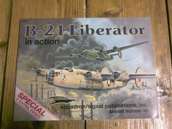 CONSOLIDATED B24D LIBERATOR PLOESTI 1/48 002