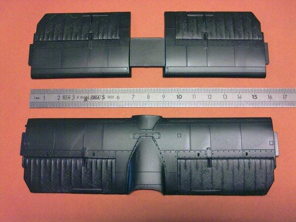 CONSOLIDATED B24D LIBERATOR PLOESTI 1/48 006