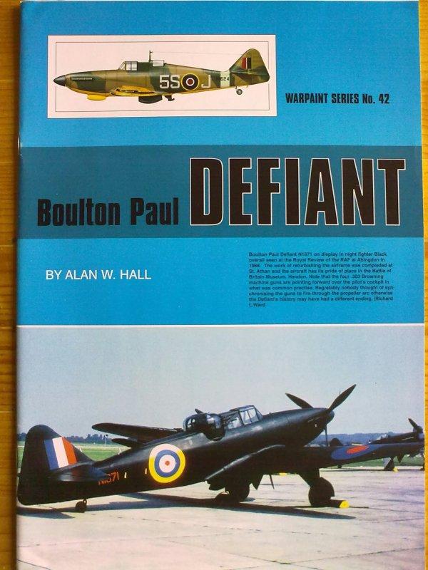 DEFIANT CHASSE DE NUIT RAF 1/72 001