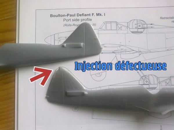 DEFIANT CHASSE DE NUIT RAF 1/72 005