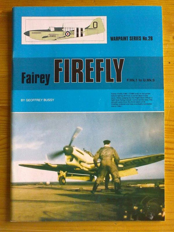 FIREFLY CANADIEN 1/72 001