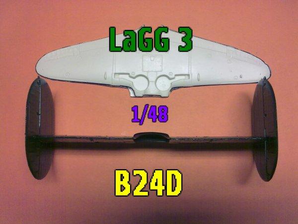CONSOLIDATED B24D LIBERATOR PLOESTI 1/48 008