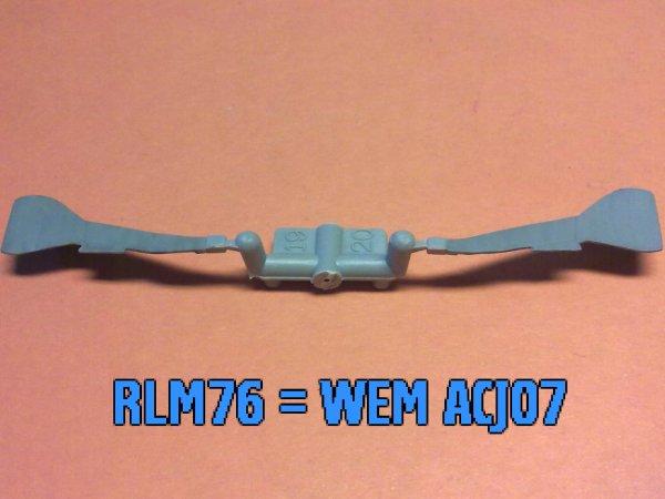 FW190 A8 BODENPLATTE 1945 1/72 016