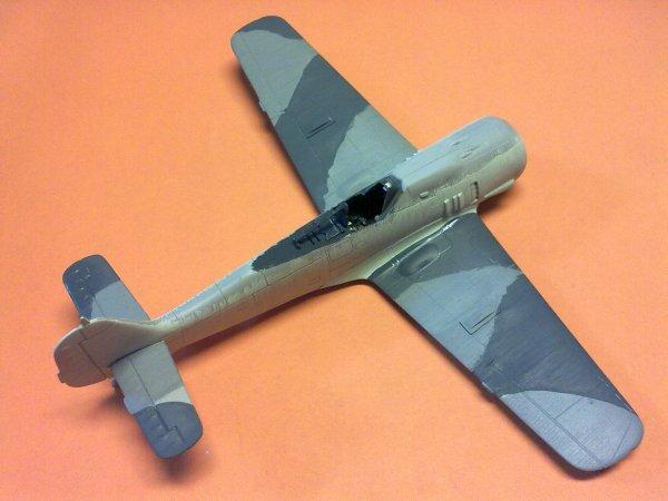FW190 A8 BODENPLATTE 1945 1/72 017