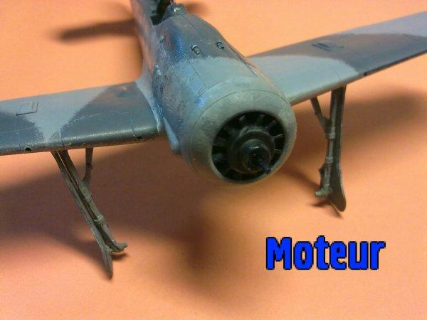 FW190 A8 BODENPLATTE 1945 1/72 024