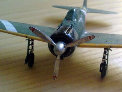 ZERO A6M2 MOD21 VERT 1/72 022