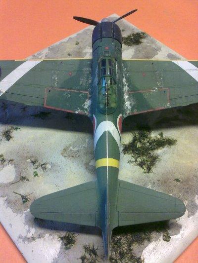 ZERO A6M2 MOD21 VERT 1/72 029